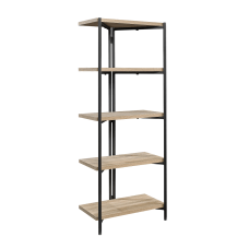Sauder North Avenue Bookcase 5 Shelf