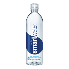 Glac au Smartwater Vapor Distilled Water