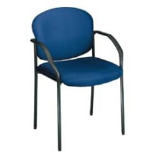 OFM Stackable Guest Chair With Fabric