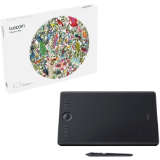 Wacom Intuos Pro Medium Digitizer right