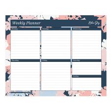 Blue Sky Florinda Planning Pad 10