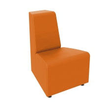 Marco Outer Wedge Chair Papaya