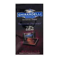 Ghirardelli Intense Dark Twilight Delight 72percent
