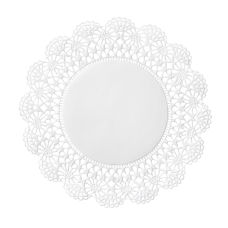 Hoffmaster Cambridge Lace Doilies 6 White