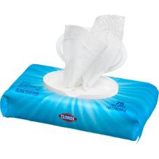 Clorox Disinfecting Wipes Flex Pack Wipe