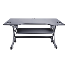 Lorell XL Height Adjustable Desk Riser