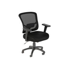 Bush Business Furniture Custom Comfort Mid