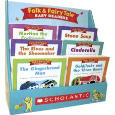 Scholastic K 2 FolkFairy Tale Boxed