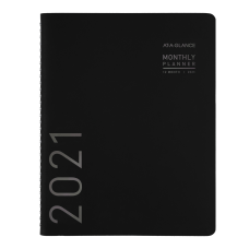 AT A GLANCE Contemporary Monthly Planner