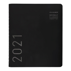 AT A GLANCE WeeklyMonthly Planner Contemporary