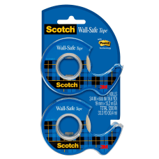 Scotch Wall Safe Tape 34 x