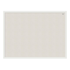 U Brands Linen Bulletin Board 40
