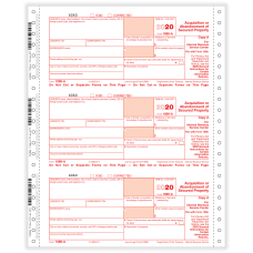 ComplyRight 1099 A Tax Forms 4