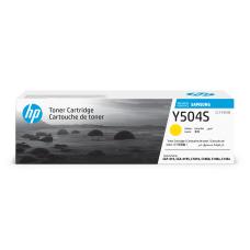 Samsung Y504 CLT Y504S Yellow Toner
