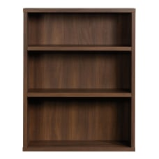 Sauder Optimum Bookcase 45 3 Shelves