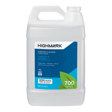 Highmark Citrus Scented Window Cleaner 128