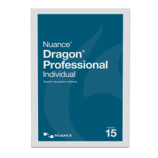 Nuance Dragon Professional Individual v15 Disc