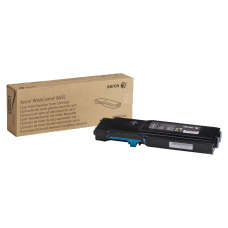 Xerox High Yield Toner Cartridge Cyan