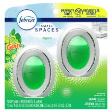 Febreze Small Spaces Air Fresheners Gain