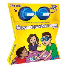 Hog Wild Upside Down Challenge Game
