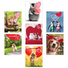 Amscan Avanti Press Valentines Day Small