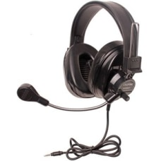 Califone 3066 BKT Deluxe Gaming Headset