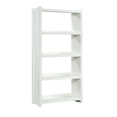 Sauder Homeplus Bookcase 4 Shelf White