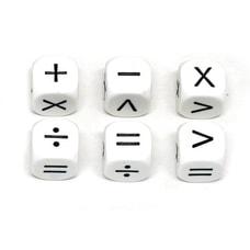Koplow Games Operators Dice 58 White