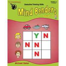 The Critical Thinking Co Mind Benders