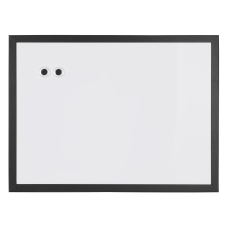 FORAY Magnetic Dry Erase Decor Board