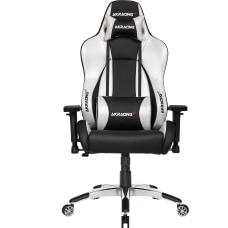 AKRacing Master Premium Gaming Chair Silver