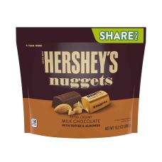 Hersheys Nuggets Extra Creamy Milk Chocolate