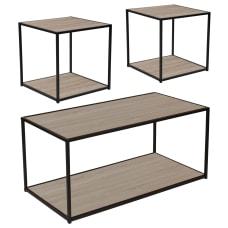 Flash Furniture Midtown 3 Piece Wood