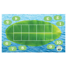 Sensational Math Froggy 10 Frame Floor
