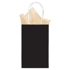 Amscan Small Kraft Paper Gift Bags