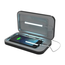 PhoneSoap 3 UV disinfector charger for