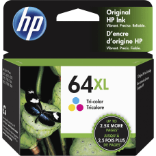 HP 64XL Tricolor High Yield Original