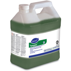 Diversey Tempest Solvent Free CleanersDegreasers 192