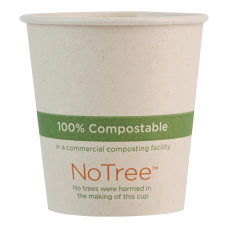 World Centric NoTree Paper Hot Cups