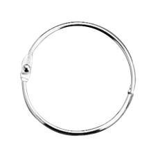ACCO Loose Leaf Rings 34 Diameter