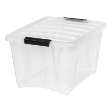 IRIS Stack And Pull Storage Containers
