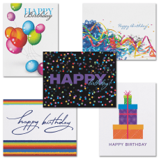 Custom All Occasion Cards Birthday Greeting