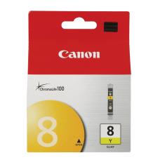 Canon CLI 8Y ChromaLife 100 Yellow