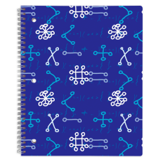 Office Depot Brand Fashion Notebook 8