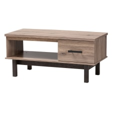 Baxton Studio Modern Coffee Table 18