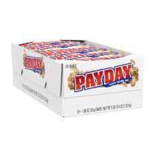 PayDay Peanut Caramel Candy Bars 185