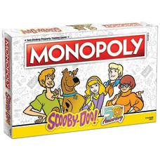 The Op MONOPOLY Scooby Doo Grades