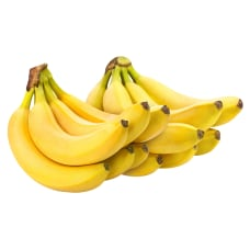 National Brand Fresh Bananas 3 Lb