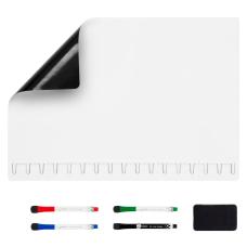 NoteTower Magnetic Dry Erase Refrigerator Board