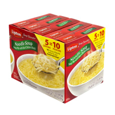 Lipton Noodle Soup Mix 2 Pouches